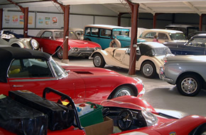 Car Storage at Midland Car Storage